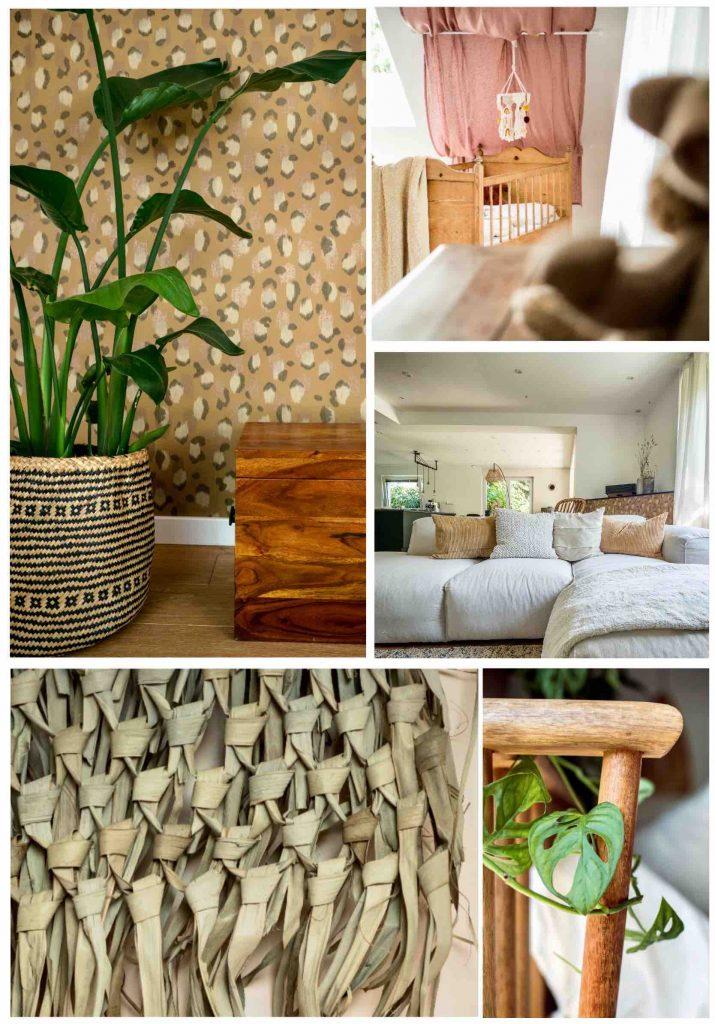 collage aus erstem projekt